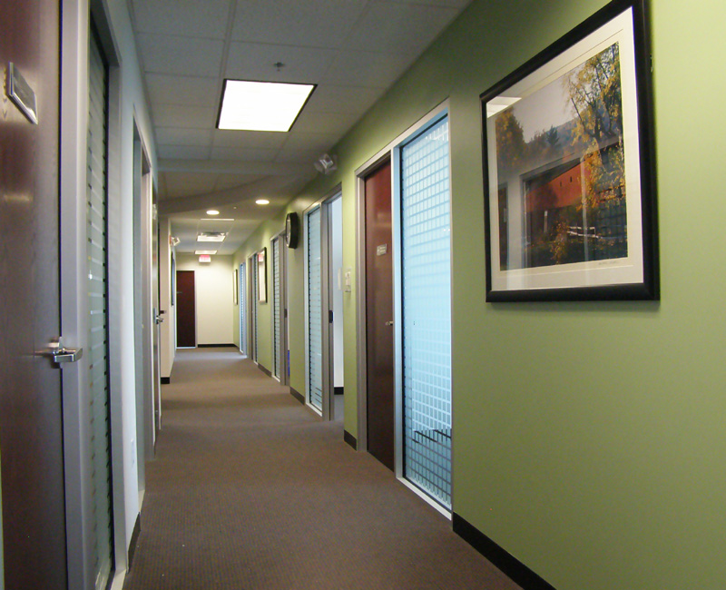 Executive Shared Office Suites Business Center In Woburn